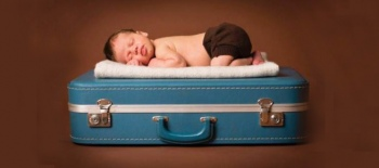SUGGESTIONS FOR THOSE TRAVELLING WITH A BABY